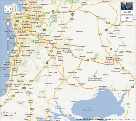 printable map adelaide suburbs adelaide south australia map