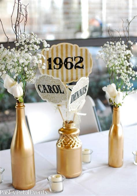 25  best ideas about 50th Birthday Decorations on