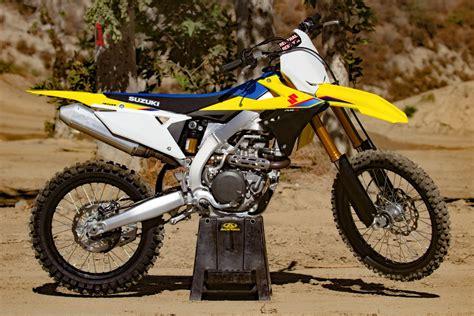 2019 suzuki rmz 2019 suzuki rm z450 review the affordable motocrosser