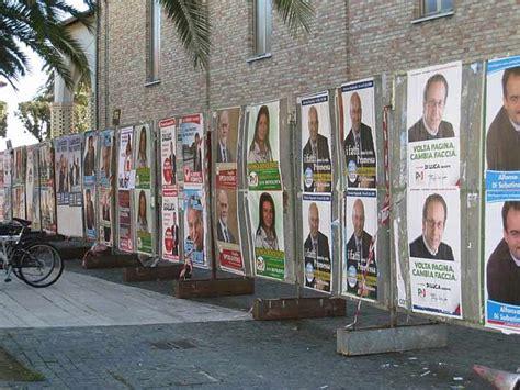 ufficio affissioni firenze elezioni europee ed amministrative le modalit 224 di