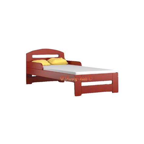 lit bois avec tiroir lit enfant en bois de pin massif tim1 avec tiroir 160 x 80