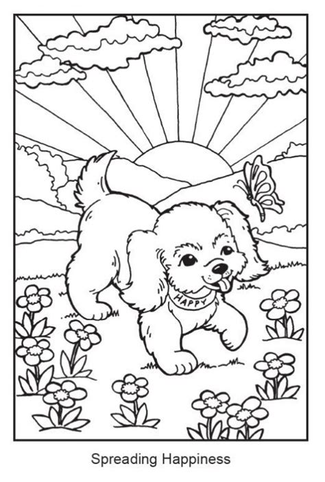 golden retriever coloring page free coloring pages of a golden retriever
