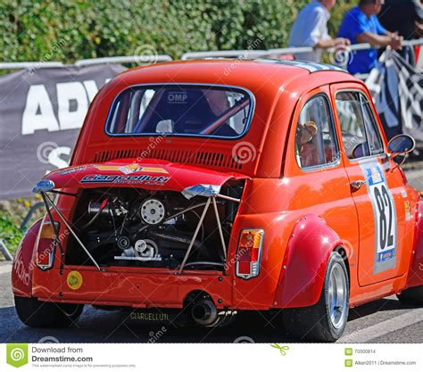 Auto Extreme Tuning by Extreme Tuning Of A Fiat 500 In Scala Piccada Race