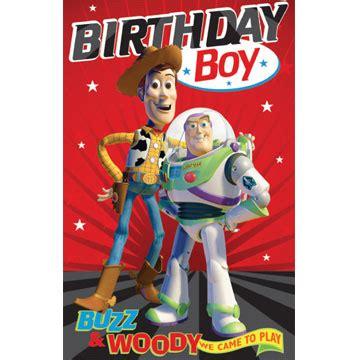 Story Happy Birthday Card