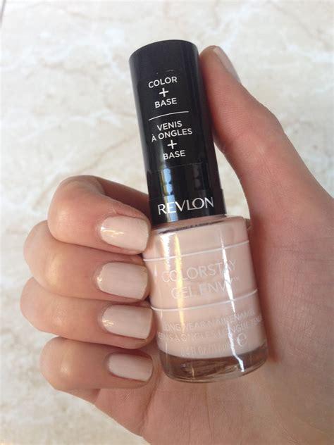 Revlon Colorstay Nail revlon colorstay nail reviews in nail