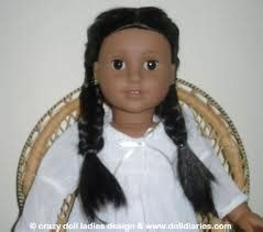 cute hairstyles for josefina 17 best images about american girl doll hairstyles on