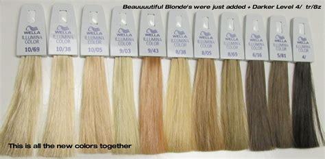 wella toner color chart illumina hair color shades search hair ideas