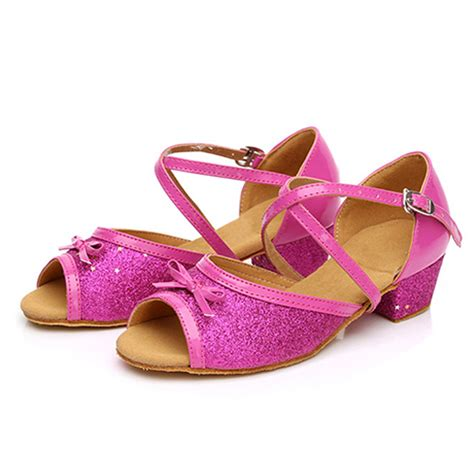 Princess Sandals sandals buckle glitter princess shoes high heels