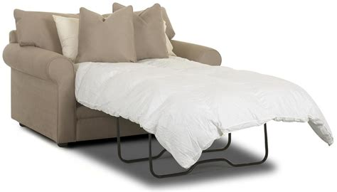 Chair With Sleeper by Oversized Chair Sleeper With Innerspring Mattress By