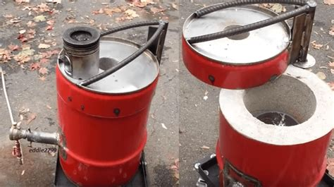Backyard Metal Furnace by How To Build A Metal Foundry Furnace With Kaowool