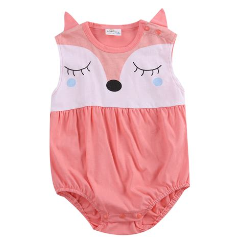 Jumper Sleepsuit summer toddler baby boy romper sleepsuit jumpsuit clothes in rompers from