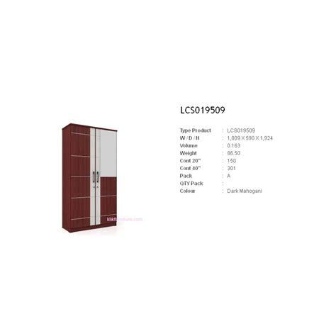Cek Lemari Olympic lcs 019509 lemari 2 pintu new everest olympic terbaru 2013