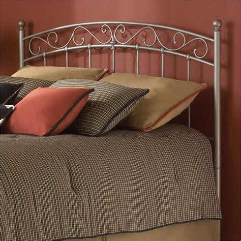 bronze headboard fashion bed group ellsworth metal light bronze finish