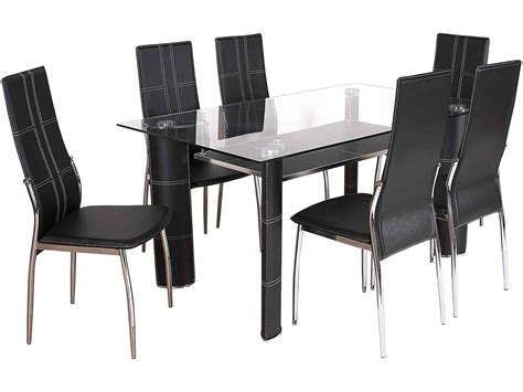 loire collection dining table chair gfw the furniture warehouse montana dining set