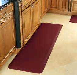 Vinyl Floor Mats For Kitchen Anti Fatigue Mats Kitchen Ward Log Homes