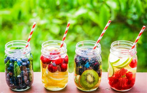 Gut Detox Water by 10 Delicious Detox Water Recipes To Clean Your Liver