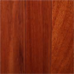 shop unfinished engineered santos mahogany foors on sale