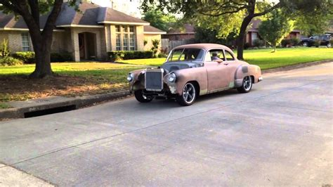 1950s Ls by 1952 Chevy Ls Drive Part 2