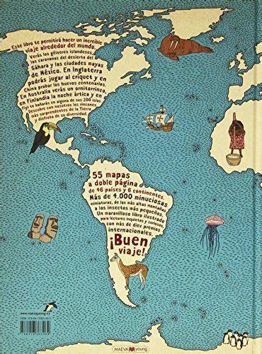 gratis libro atlas del mundo un insolito viaje atlas del mundo ilustrado para ni 241 os la tienda de geograf 237 a infinita