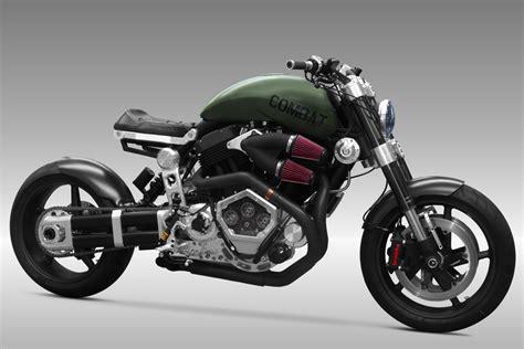hellcat bike x132 hellcat combat confederate motorcycles