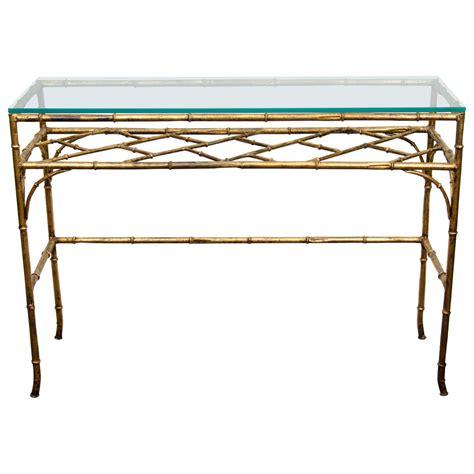 Bamboo Sofa Table X Jpg