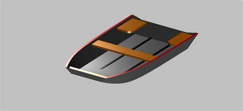 aluminium snijpakket snijpakket aluminium jonboot dutch classic boat design