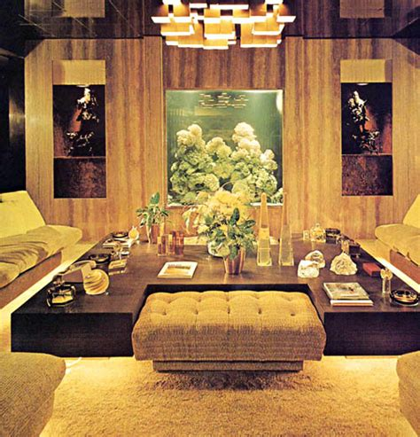 70s style decor william miller design 1980s interior design
