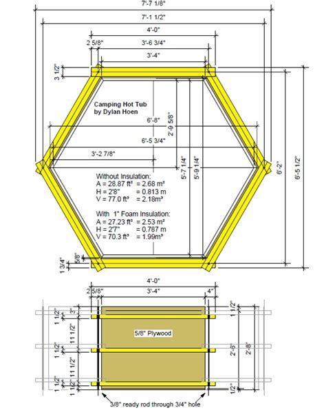 wood work wood hot tub plans pdf plans