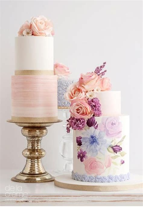 Wedding Cake Tops by Top 10 Wedding Cake Trends For 2017