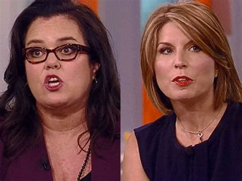 nicolle wallace plastic surgery the view heats up rosie o donnell and nicolle wallace