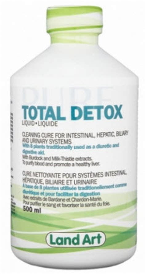 Total Detox Powder by Cure Detox Protein 224 Rabais