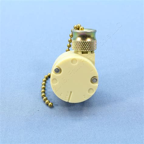 pull chain floor l leviton ivory brass canopy pull chain rotary appliance