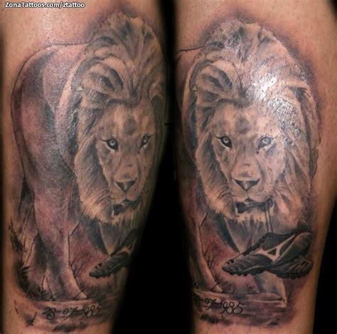imagenes de leones tatuados tatuaje de leones animales f 250 tbol