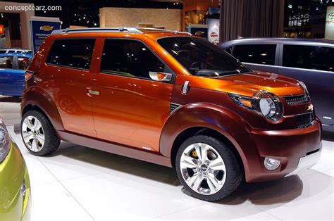 chevrolet trax concept image photo