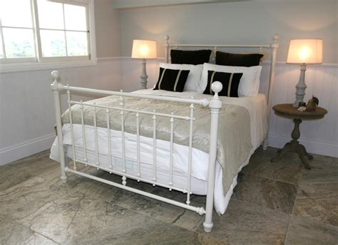 white wrought iron bed decorate a room with a white wrought iron bed home ideas