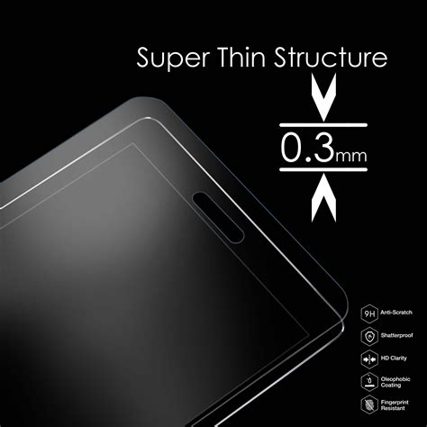 Tempered Glass Lenovo Tab 3 Essential 70inchi Screen Guard Anti Gores 9h hd tempered glass screen protector guard for lenovo tab 3 essential 7 inch ebay