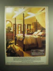 Thomasville Ernest Hemingway Bedroom by 1999 Thomasville Ernest Hemingway Furniture Ad