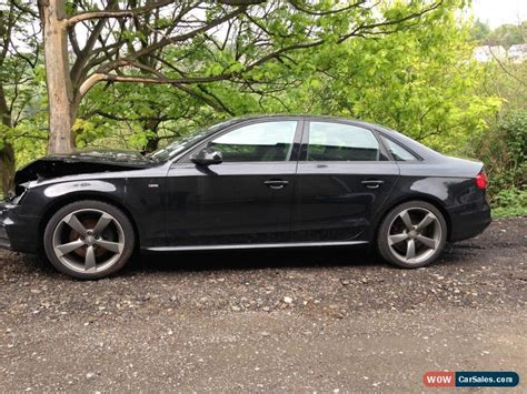 Audi A4 S Line Quattro For Sale by 2014 Audi A4 S Line Black Edt Tdi Q For Sale In United Kingdom