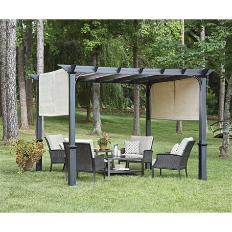pergola design ideas lowes pergola plans most magnificent design black lacquered finish metal