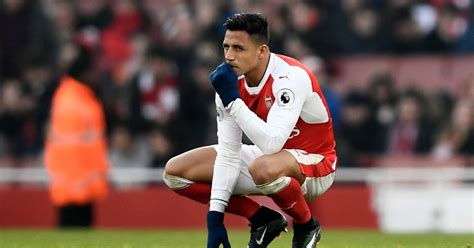 alexis sanchez uncovered arsene wenger to risk wrath of alexis sanchez by leaving