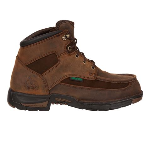 mens suede work boots athens mens brown suede leather steel toe