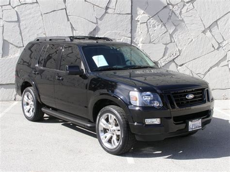 2010 Ford Explorer by 2010 Ford Explorer Photos Informations Articles