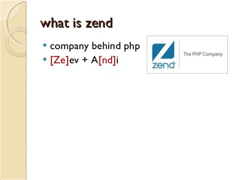 php tutorial for zend certification prepare yourself for zend certification exam