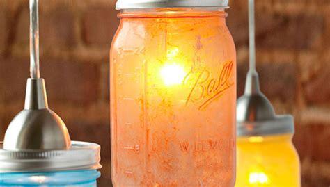 mason jar lights lowes glass mason jar pendant lights