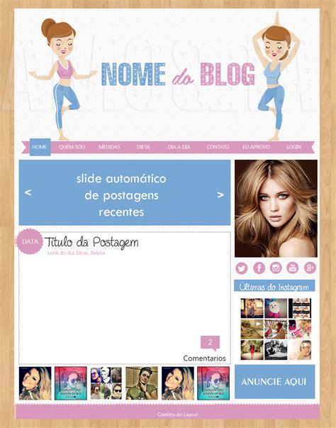 layout para blog feminino layout para blog feminino cantinho do blog