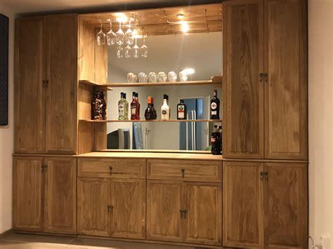 Bar Schrã Nke by Schrank Bar Aus Eichenholz Hausbau Ein Baublog