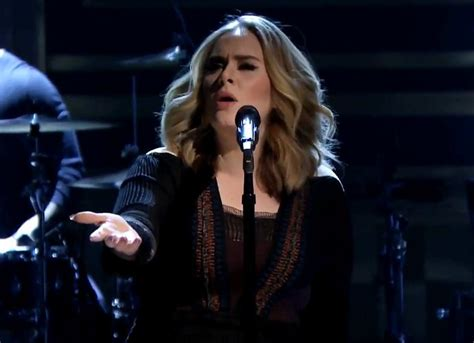 download mp3 adele water under adele slays water under the bridge on tonight show