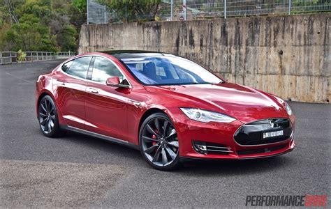 Tesla Model S P90d 2015 tesla model s p90d review performancedrive