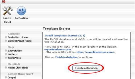 how to install template in cpanel how to install a template from templates express through