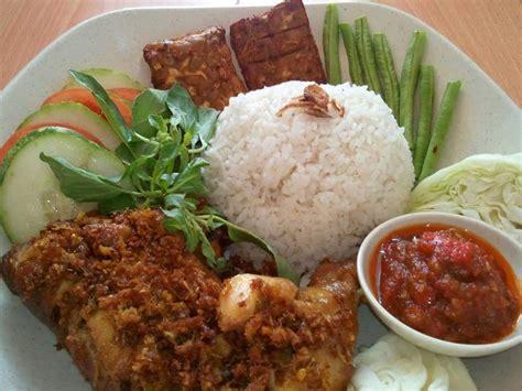 Minyak Ikan Untuk Ayam Bangkok resepi ayam penyet yang mudah disediakan lunastory
